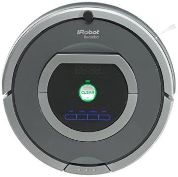 iRobot Roomba 782 Staubsauger Roboter im Detail - nimmt ...